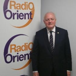 François Asselineau était l'invité de Radio Orient