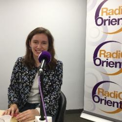 Roxane Lundy était l'invitée de PLURIEL sur Radio Orient