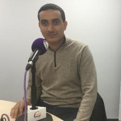 Ali Rabeh était l'invité de PLURIEL
