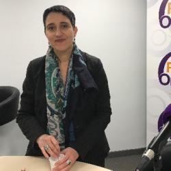 Yasmine Boudjenah invitée de PLURIEL