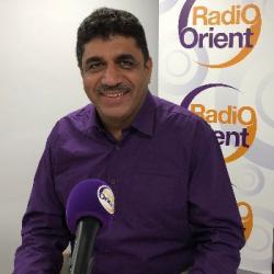 Rencontre avec Ziad Medoukh