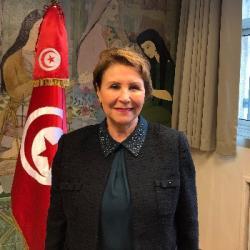 """""""Rencontre"""" avec Neziha Labidi, Ministre tunisienne de la Femme, de..."""