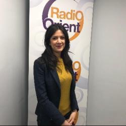 Khawla Ben Aïcha, députée tunisienne invitée, de RENCONTRE