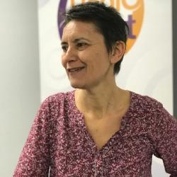 EUROPEENNES : Nathalie Arthaud était l'invitée de PLURIEL