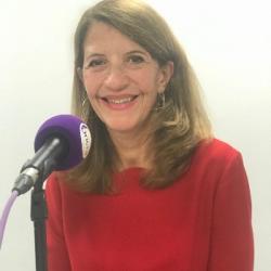 EUROPEENNES : Françoise Sivignon, candidate Génération.s était...