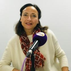 Alexia Germont, porte-parole de Pierre-Yves Bournazel invitée de...