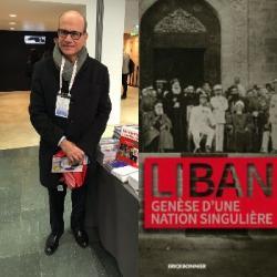 Liban : François BOUSTANI, auteur de  « Liban genèse d'une nation...