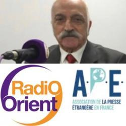 RENCONTRE: Avec Élie Masboungi a été élu cette semaine président de...